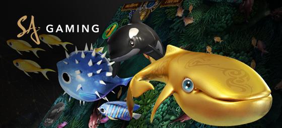 SA Game เกมยิง ปลาออนไลน์