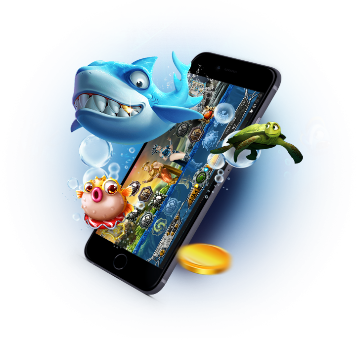 Slot Online Fish Game Banner