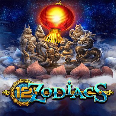 12 Zodiacs Slot Online