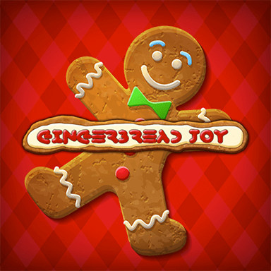 Gingerbread Joy Slots